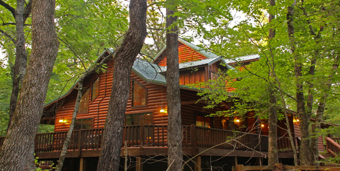 Exceptionnel Beavers Bend Getaways
