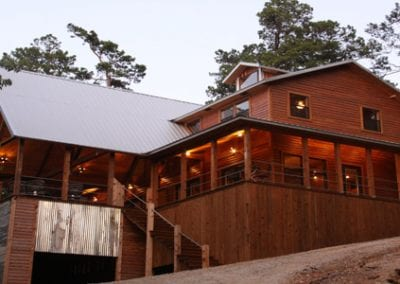 Mountain Fork Lodge